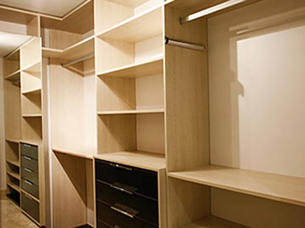 Custom Wood + Cabinets